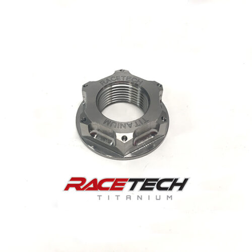 Titanium M20x1.5 Flange Bolt